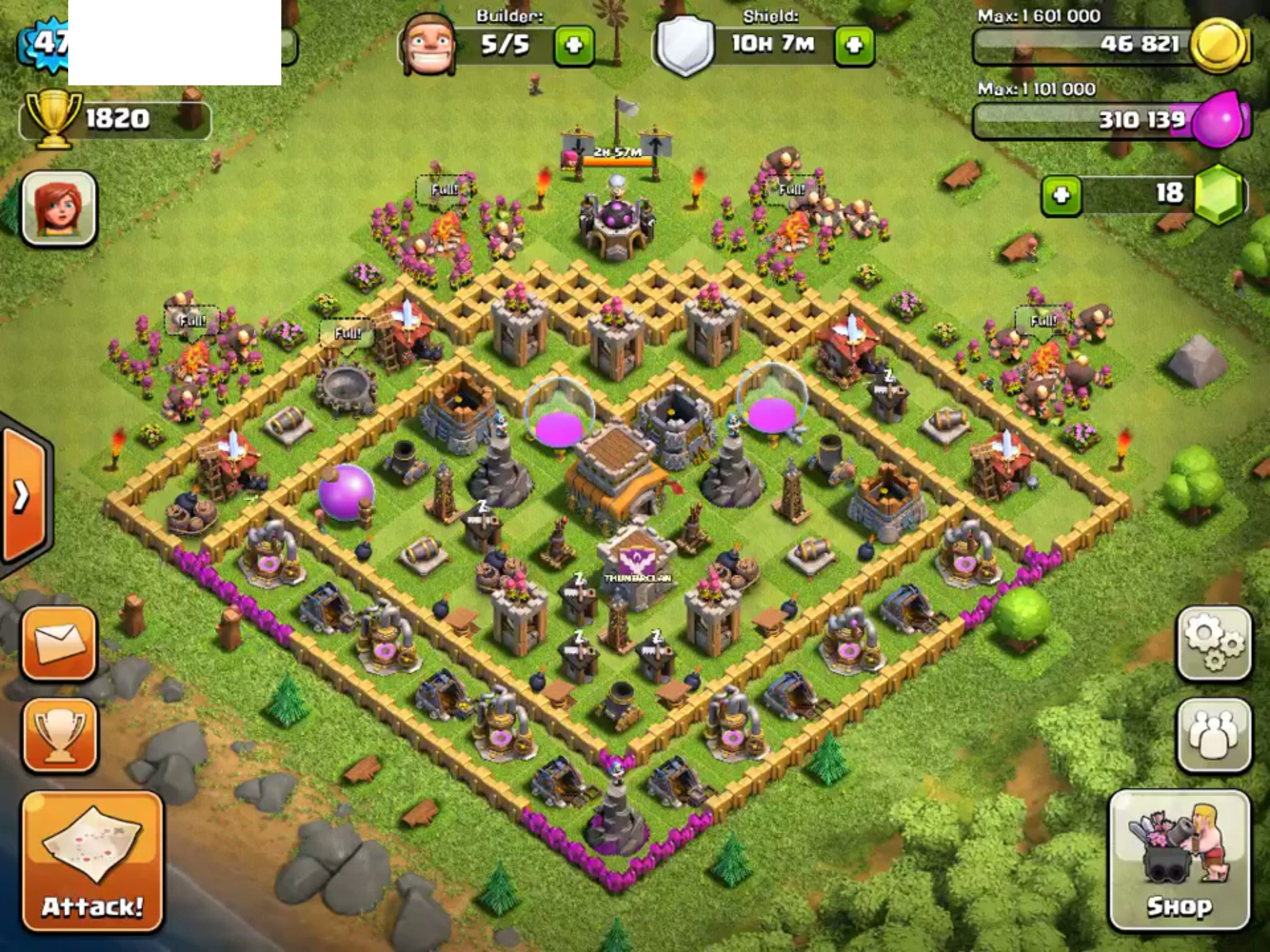 18 Best TH10 War Base ( NEW ) Anti 2 Stars